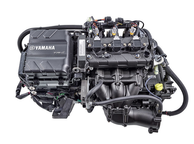 Yamaha Engine Tr-1